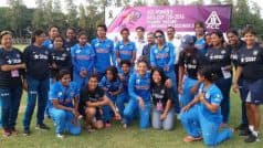 Women's Asia Cup T20: India beat Nepal by 99 runs…