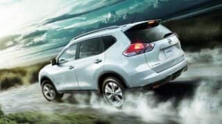 Nissan to launch X-Trail Hybrid in 2017, 8 models by 2021