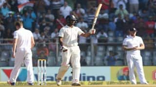 Jayant Yadav lost his grandmother while he crossed the three-digit mark at Wankhede!