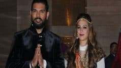 yuvraj's sister in law akanksha sharma says Hazel keech stay…