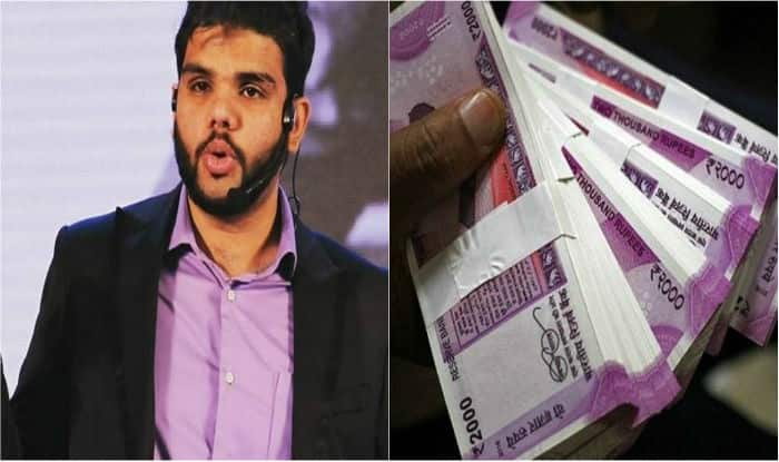 Engineer whom Narendra Modi praised at Make in India event arrested with fake Rs 2,000 notes worth Rs 42 lakh