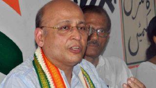 """Congress backs L K Advani, says disruptions in Parliament """"pre-planned"""" by Narendra Modi"""