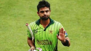 Ahmed Shehzad fined Rs 20,000 for dissent in National One-day Cup