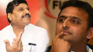 40 candidates fielded by Shivpal Yadav do not feature in Akhilesh Yadav
