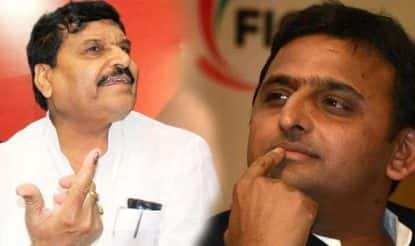 40 candidates fielded by Shivpal Yadav do not feature in Akhilesh Yadav's list of 208 Samajwadi Party hopefuls