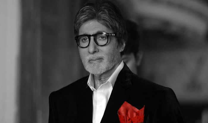 Amitabh Bachchan takes us inside his work place