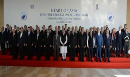 Heart of Asia summit 2016: Amritsar Declaration adopted to 'counter terror' ; Read full text