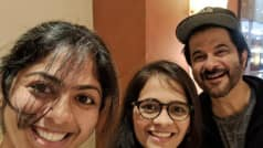 Anil Kapoor Queued Up At An ATM Fans Clicked Selfies…