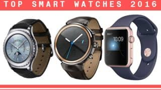 Top Smartwatches of 2016: Asus Zenwatch 3, Motorola Moto 360, Apple Watch, Samsung Gear S3 & Fossil Q