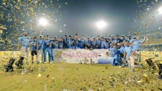 India beat Sri Lanka by 34 runs, clinch U-19 Asia Cup