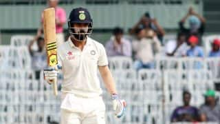 India vs England 5th Test: Hosts reach 173-1 at lunch on day three