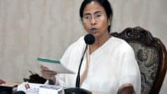 Mamata Banerjee terms army's presence at toll booths 'military coup'