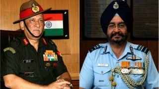 Lt General Bipin Rawat to be next Indian Army chief; Air Marshal BS Dhanoa as new Air Force chief