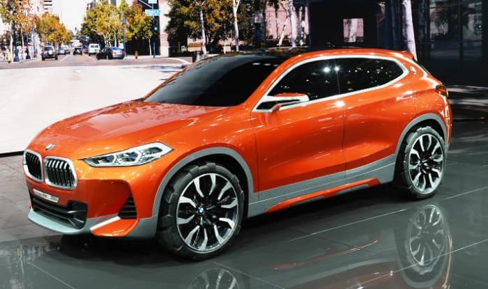 upcoming bmw x2 to see little style changes from concept. Black Bedroom Furniture Sets. Home Design Ideas