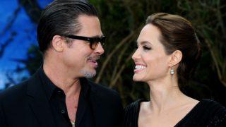 Angelina Jolie , Brad Pitt reach custody agreement