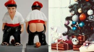 Top 5 Weird & Unusual Christmas Traditions around the world: Summer Christmas, Caganer to the Christmas of Bookland!