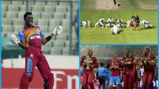 2016 Year End Special: Top 4 celebrations on cricket field