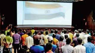 After Chennai, 6 taken into custody in Kerala for not standing up during National Anthem