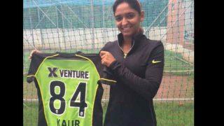 Harmanpreet Kaur becomes part of Sydney Thunder's 13-member squad for BBL opener