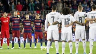 Colombia plane crash: El Clasico to hold minute's silence for victims