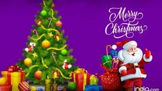 Christmas Quotes 2016: Best 20 Christmas messages, Whatsapp and Facebook Quotes to wish Happy Christmas