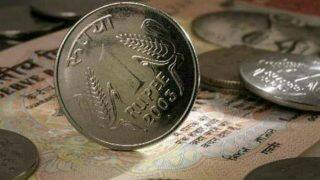 INR to USD forex rates today: Rupee moves up 2 paise against dollar