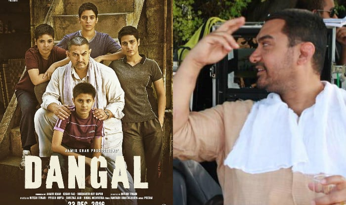 Dangal - Aamir Khan's Most Anticipated Movie