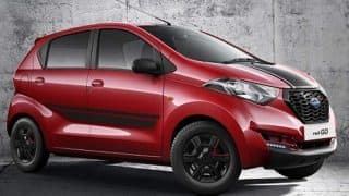 Datsun Redi GO AMT, 1.0-litre variants to launch by first half of 2017
