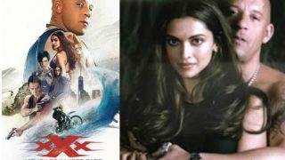 दीपिका पादुकोण की हॉलीवुड फिल्म 'XxX' पूरी दुनिया में सबसे पहले होगी भारत में रिलीज़
