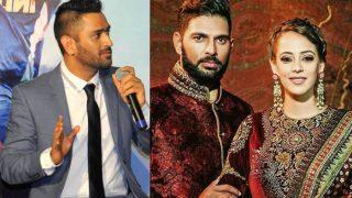 Omg! तो क्या इसीलिए युवराज सिंह और हेज़ल कीच की शादी में नहीं गए महेंद्र सिंह धोनी?
