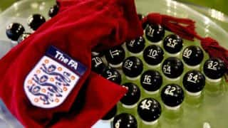 FA Cup: Manchester United take on Reading, Manchester City face West Ham United test