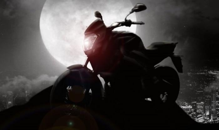 Bajaj Dominar 400 teaser
