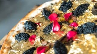 This pizza costs Rs 136000: Here's everything that goes into making it!
