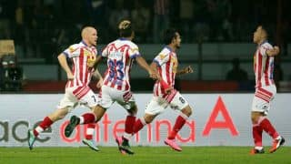 ISL 2016 Atletico de Kolkata vs Mumbai City FC Highlights & Match Result: Iain Hume shines for ATK, lead home side to 3-2 victory