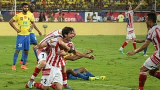 ISL 2016 Kerala Blasters vs Atletico de Kolkata Highlights & Match Result: ATK crowned champions of ISL 2016 as they defeat Kerala on penalties