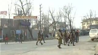 Kashmir: 3 Indian army soldiers killed in encounter with terrorists in Pampore
