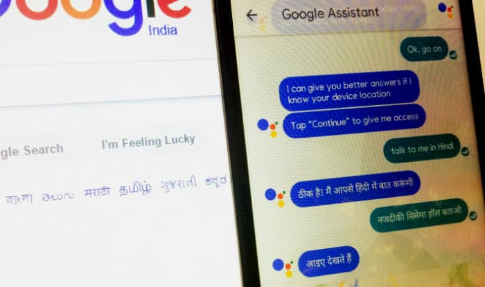Google Allo assistant can now talk and reply in Hindi