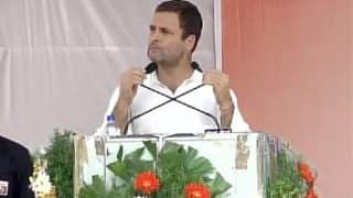 Rahul Gandhi Mehsana rally: Congress VP's huge scoop on Modi revealed, claims Sahara, Birla gave crores of rupees to the Prime Minister