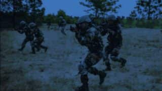 J&K: Two jawans injured as encounter between security forces and terrorists is underway in Bandipora district