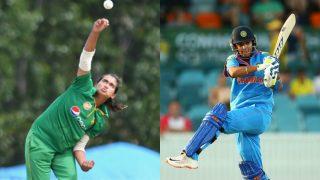 India Women beat Pakistan Women by 17 runs to win Asia Cup T20 title   LIVE Score India vs Pakistan women's Final: PAK104/6 in 20 overs (Target 122)