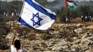 Israel minister dubs French peace meeting new 'Dreyfus trial'