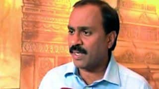 Rs 100 crore converted to white money for Janardhan Reddy, alleges driver K C Ramesh's death note