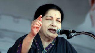 'जयललिता' की बायोपिक का पोस्टर हुआ रिलीज, ये एक्ट्रेस निभाएगी लीड रोल