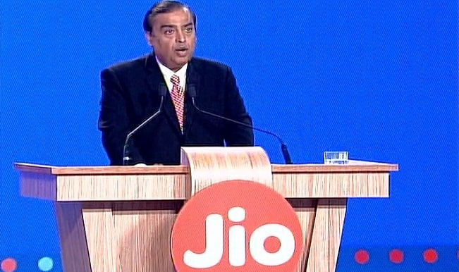 Reliance Jio : Mukesh Ambani Announces Reliance Jio Happy New Year Offer