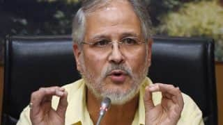 Najeeb Jung's resignation still to be accepted: Reports