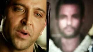 Oops! Kaabil plot leak: Hrithik Roshan to kill villain Rohit Roy much to the annoyance of his brother Ronit Roy!