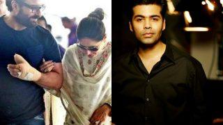 Karan Johar on Kareena Kapoor Khan's baby Taimur Ali Khan name controversy: How dare anybody have any opinion about this?