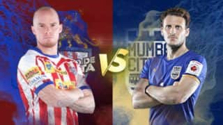 ISL LIVE Score, Atletico de Kolkata vs Mumbai City FC: ATK win the first leg of Semi-Finals, defeat Mumbai by 3-2