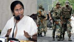 In almost all areas of West Bengal army has been…