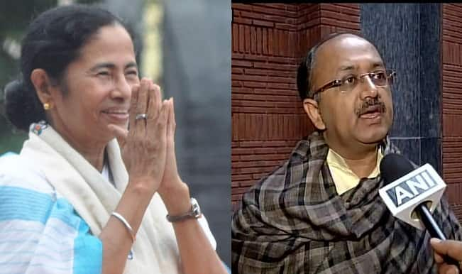 Mamata Banerjee related a regular army exercise to a coup : Siddharth Nath Singh